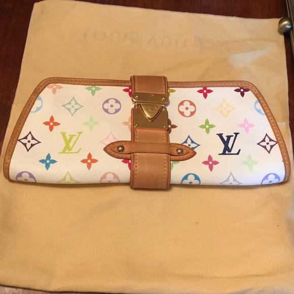 Louis Vuitton Handbags - Louis Vuitton Shirley multicolor clutch